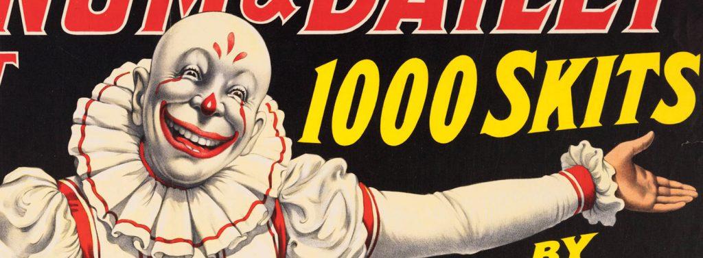 Die Clowns von Barnum & Bailey