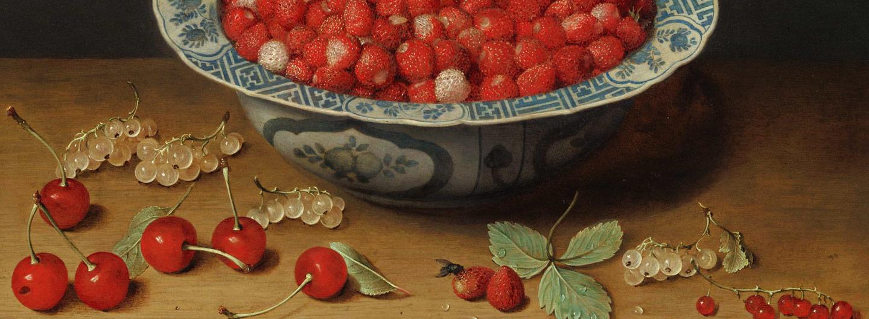 Jacob van Hulsdonck | Wilde Erdbeeren