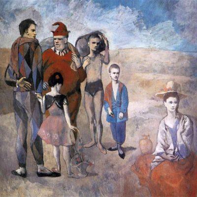 Die Akrobatenfamilie